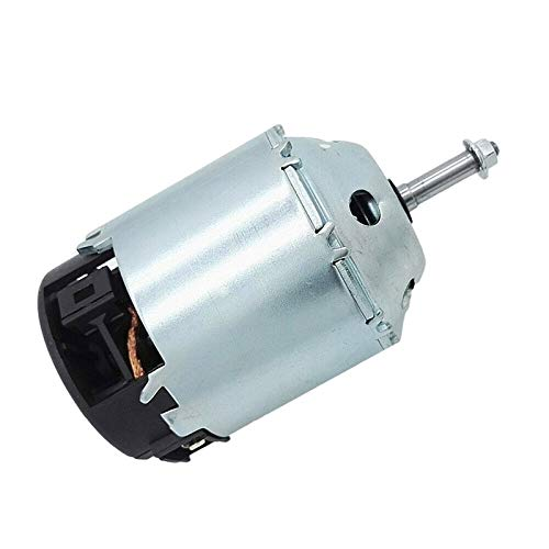 YNuo Heater Blower Ventilatormotor for Nissan X-Trail T30 01-13 27200-9H600 27225-8H31C (Color : Silver)