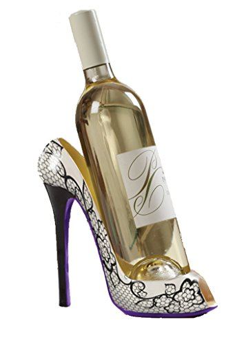 Best Rated High Heel Wine Bottle Holders cover image