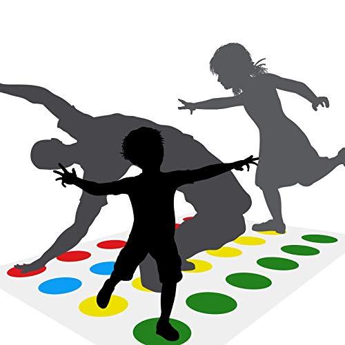 GUBOOM Gioco per feste, giochi di famiglia, gioco di squadra, gioco di abilità per bambini e adulti, gioco da tavolo per 2 o più giocatori, gioco divertente per interni ed esterni
