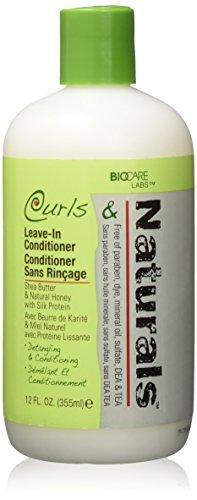 BIO CARE Curls Nat Acondicionador Sin Aclarado - 250 ml (0851515001620)