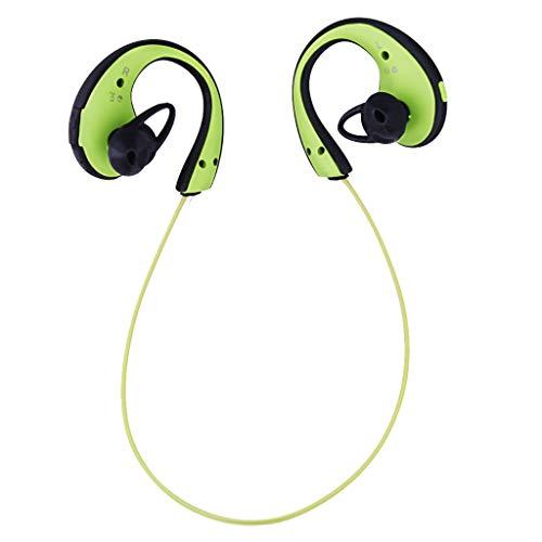 OPAKY Wasserdicht und Schweiß Outdoor Sports Bluetooth 4.1 Headset LED Licht Headset,für iPhone, iPad, Samsung, Huawei,Tablet usw.