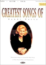 Greatest Songs of Sandi Patty: Featuring 36 Songs as Recorded By Sandi Patty in Their Original Keys and Arrangements {Piano-Guitar-Vocal}
