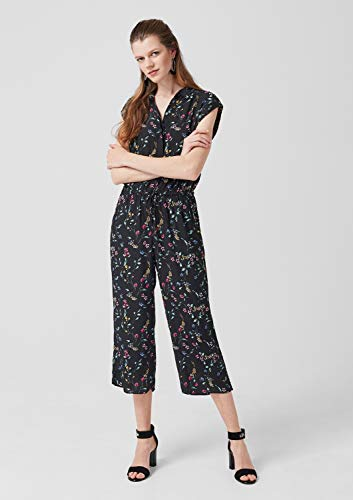 s.Oliver RED Label Damen gemusterter Overall - 4