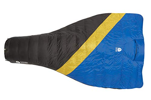 Sierra Designs Nitro Quilt 35 Degree Ultralight Sleeping Bag - 800 Fill Camping & Backpacking Sleeping Bag