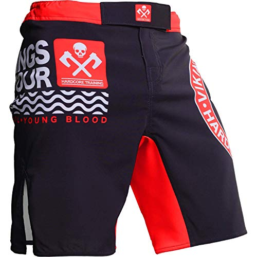 Hardcore Training Vikings On Tour Fight Shorts