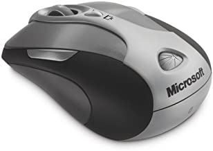 Microsoft Wireless Notebook Presenter Mouse 8000