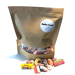 large bag of retro assorted sweets mix. perfect happy birthday, celebration, wedding or thank you gift! Large Bag of Retro Assorted Sweets Mix. The Ultimate Gift! The Perfect Happy Birthday, Celebration, Wedding or Thank You… 411XGHyegOL