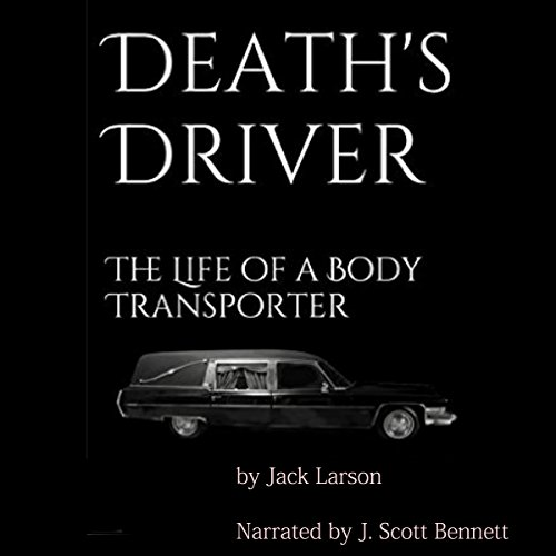 Death's Driver audiobook cover art