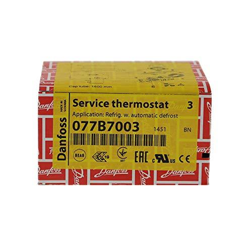 Danfoss Danfoss NR 3 Kühlschrankzubehör Alternativ Thermostat
