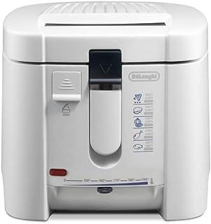 DeLonghi - F13205 - Friteuse 1200W, 0,7 kg, 1,2 l - Blanc
