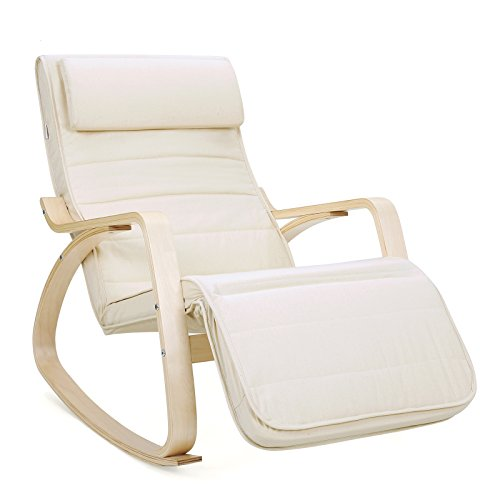 Mecedoras de Salon Reclinable Marca SONGMICS