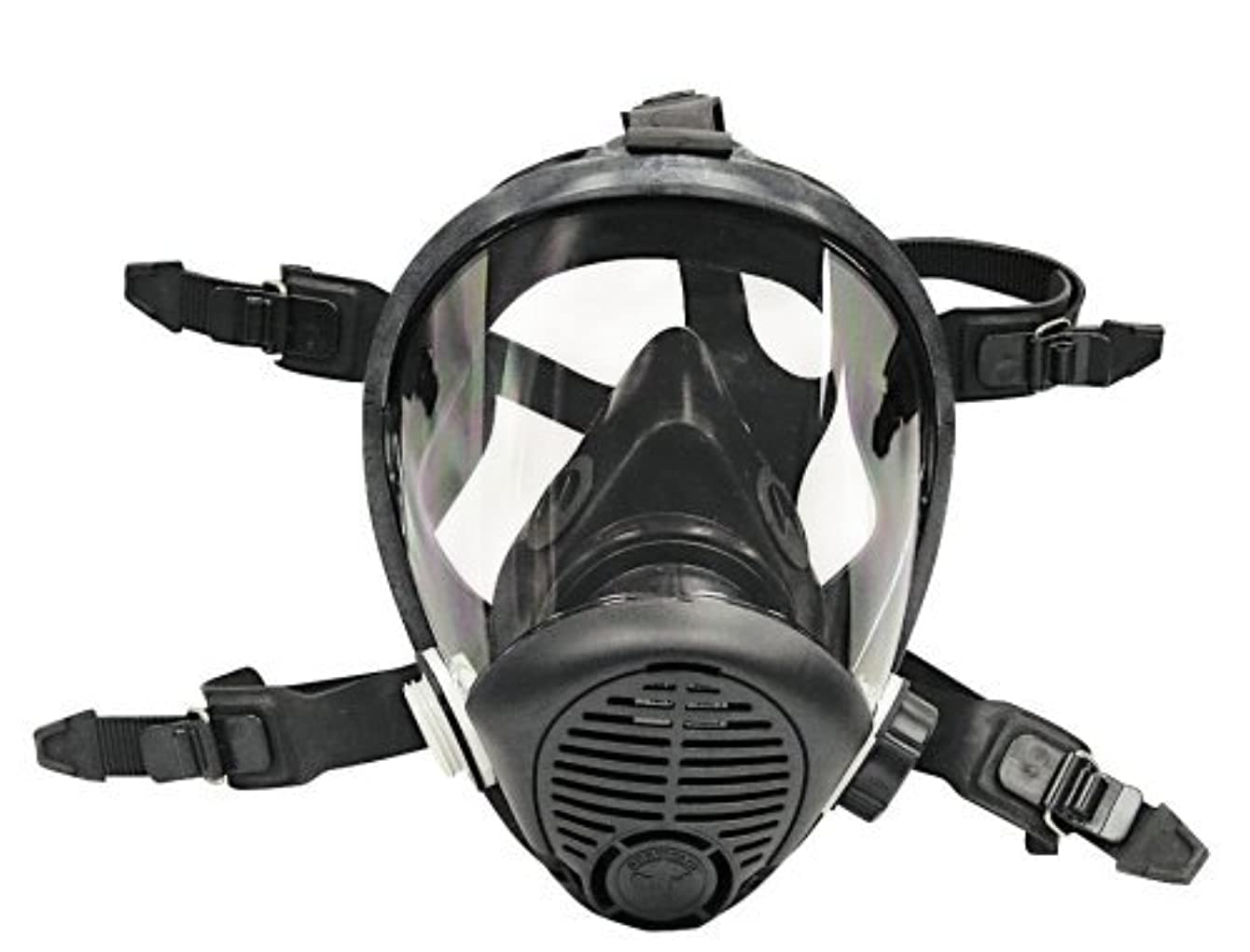 Survival Air Systems 9814-06 Large Opti-fit Multi-Use Full Face Respirator by Survival Air Systems
