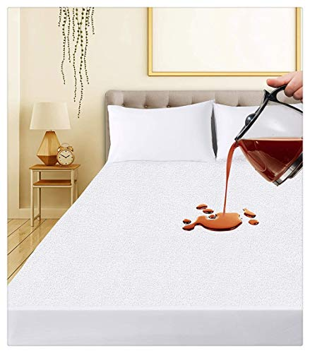 Yousiju 80X200 Mattress Cover Waterproof Mattress Pad Cover For Mattress