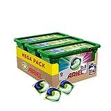 Ariel 3en1 Pods Detergente En Cápsulas, Colour & Style, 114Lavados, Limpieza Increíble, Limpia,...