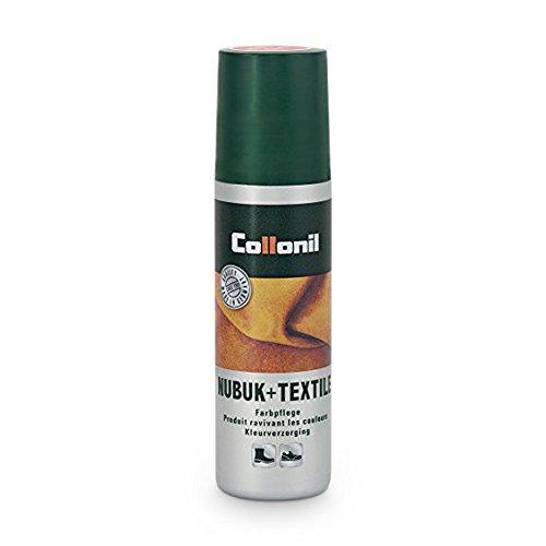 Collonil NUB.+TEXTILE CL.DFNL 100 ML , Schuhcreme & Pflegeprodukte, Grau (hellgrau)