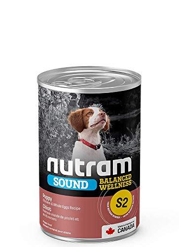 Nutram Puppy Cans 12x369gm
