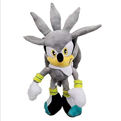 N-L Plush Toys Soft Toys Sonic Plush Doll Toys Sonic Shadow Amy Rose Knuckles Tails Cuddly Toys Soft Stuffed Toy 28 cm QingQiao