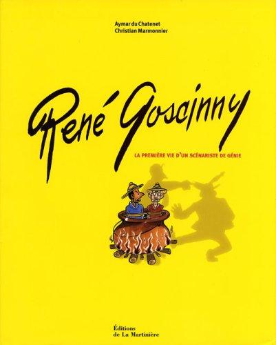 René Goscinny : La première vie d'un scénariste de génie