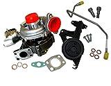 Citroen Turbo Turbo Turbo Charge C3 C4 1.6 Hdi 753420 GT1544 V Kit de montage