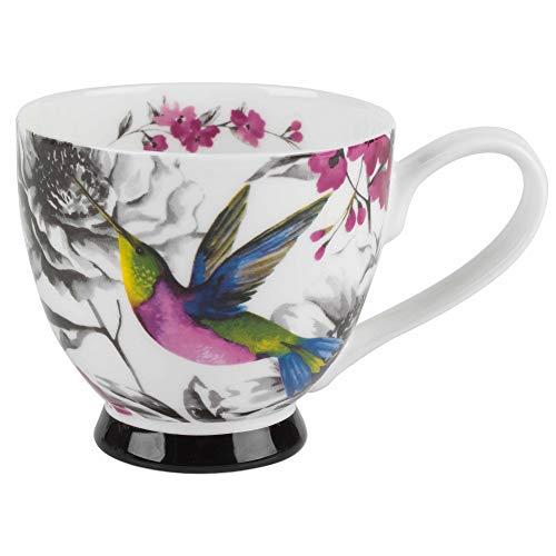 Portobello CM06358 Isidora - Taza de porcelana con pie