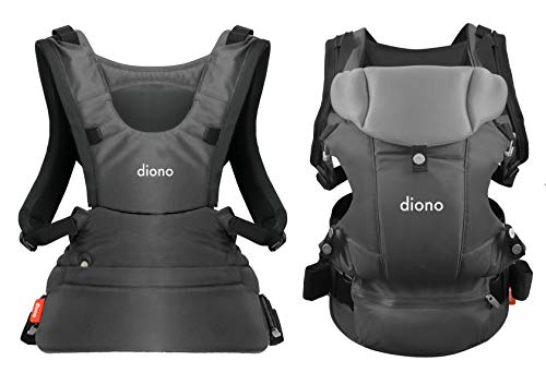 Diono Carus Essentials 3 en 1 Gris clair