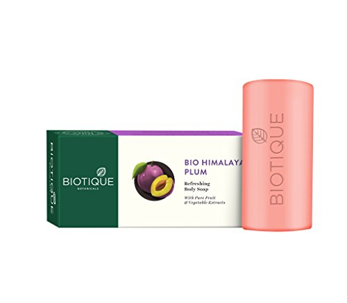 Biotique Himalayan Plum Body Cleansers 150g