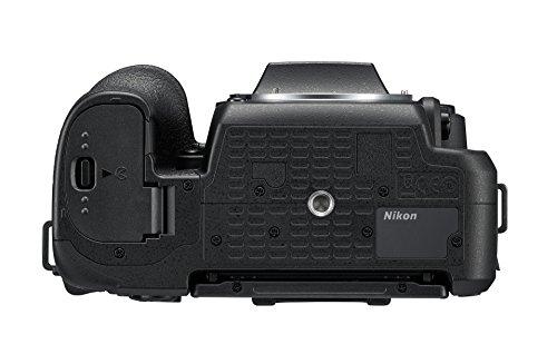 Nikon D7500 Digital DSLR Camera Body - Black