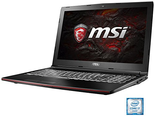 CUK MSI GE62VR Apache Pro VR Ready Gaming Laptop (i7-6700HQ, 32GB RAM, 512GB NVMe SSD + 1TB HDD, NVIDIA Geforce GTX 1060 3GB, 15.6' Full HD, Windows 10) 2017 HTC Vive Occulus Gamer Notebook PC