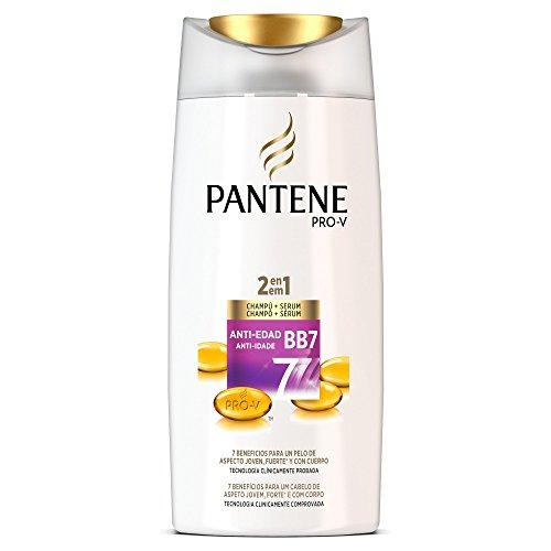 Pantene 2 en 1 Anti-Edad BB7 Champú y Acondicionador para CabelloMaduro - 675 ml