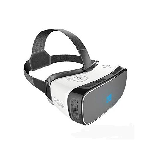 Find Bargain SCKL Virtual Reality Glasses VR Headset 3D Gaming Helmet Glasses Android WiFi