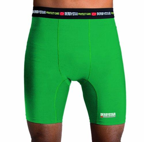 Derbystar Unterziehhose, XS, grün, 7407020400