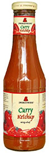 6er-VE Curry Ketchup 500ml Zwergenwiese