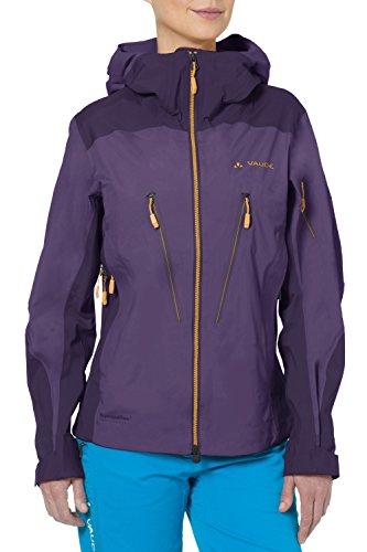 VAUDE Damen Jacke Aletsch III, dusty violet, 40, 05284