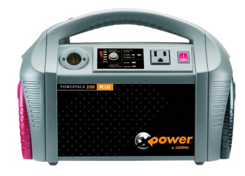 Purchase Xantrex 852-0200 XPower Powerpack 200 Plus Portable Backup Power Source