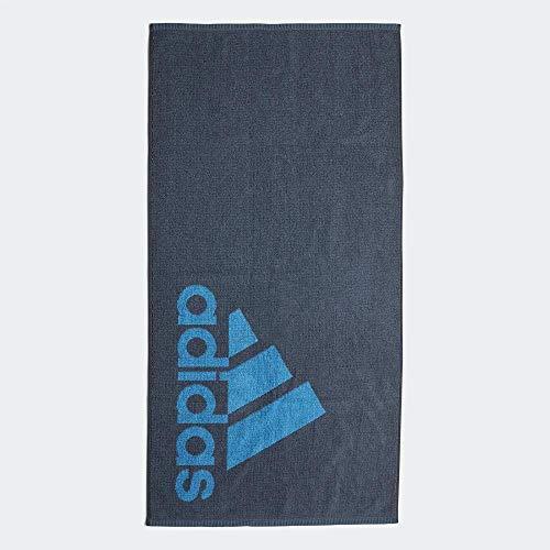 adidas Towel S Handtuch, Unisex, für Erwachsene, Azuleg/Ciasho, Einheitsgröße