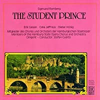 Romberg: The Student Prince (selections) - Recorded in Germany and Sung in English