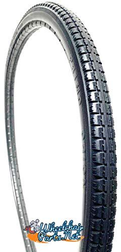 Solid, NO Flat Tire 24