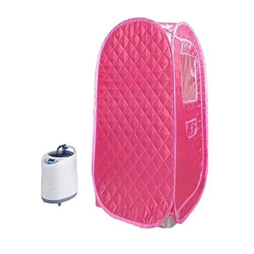 Upupto Größeres Zelt Tragbare Sauna Dampferzeuger für Sauna Spa Gewicht Verlieren Detox Therapy Sauna Kabine 4.2L 2000W 110V 220V