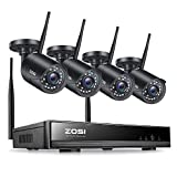 Best Outdoor Wireless Security Cameras - ZOSI 1080P Wireless Security Cameras System Outdoor Indoor Review
