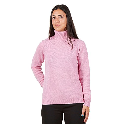 Dames Pullover Coltrui Sweater van 100% Virgin wol