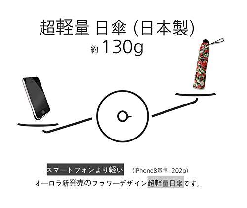 オーロラ『超軽量日傘(IKUKAU-TK21702)』