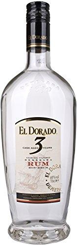 El Dorado 3 Years Old Cask Aged Demerara Rum 40% Vol. 0,7l - 700 ml