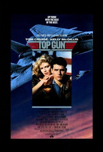 Top Gun 27x40 Movie Poster (1986)