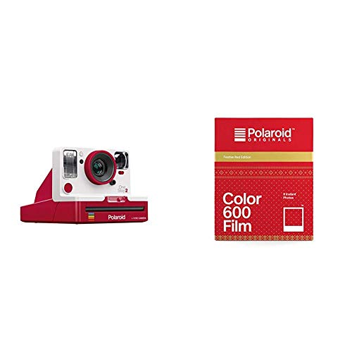 Image of the OneStep 2 VF Red with 600 Color Festive Red Film