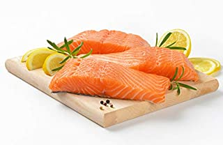 Catch Seafood Salmon Portion, 150g (Pack of 9) - Frozen