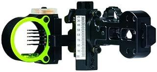 Black Gold Ascent Verdict Dovetail 3-Pin Bow Sight HD Head .019