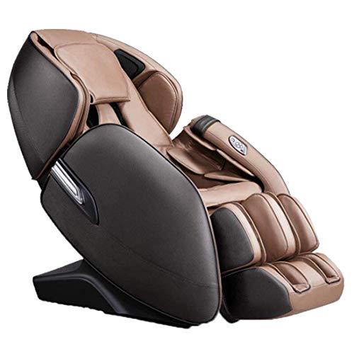 Future Massager Full Body Luxury Massage Chair (Brown- iRobot)