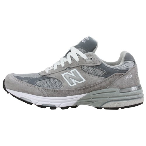 New Balance mens Made in US 993 Sneaker , GREY , 16 D US