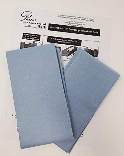 Dampp-Chaser Piano Humidifier Replacement Pads