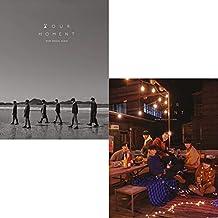 BTOB [HOUR MOMENT] Special Album RANDOM CD+96p Booklet+1p Post Card+2p Photo Card+Tracking Number K-POP SEALED